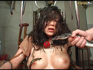 Genki Dgen015 The Afraid To A Wicked Eel And A Cruel Loach And Fear It 003