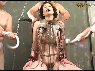 Genki Dgen010 The Mature Woman Who Inserts Eel And Loach And Is Restricted By Octopus 004