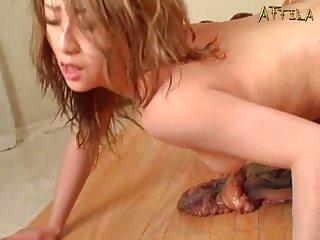 Genki Dgen005 Morale Lesbian Wriggles And Coming Octopus Wriggles 005