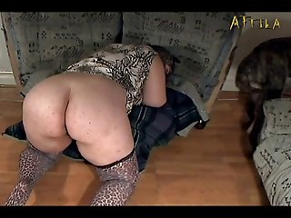 Housewife Raped By Dog (part 6)