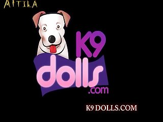 K9dolls Zaina Pet Squirt